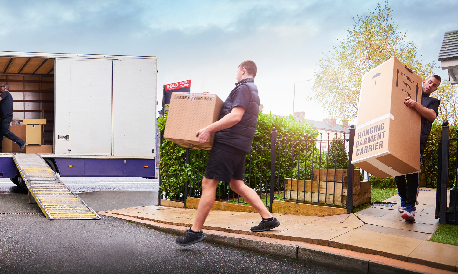 International Removals Recommendations and Services