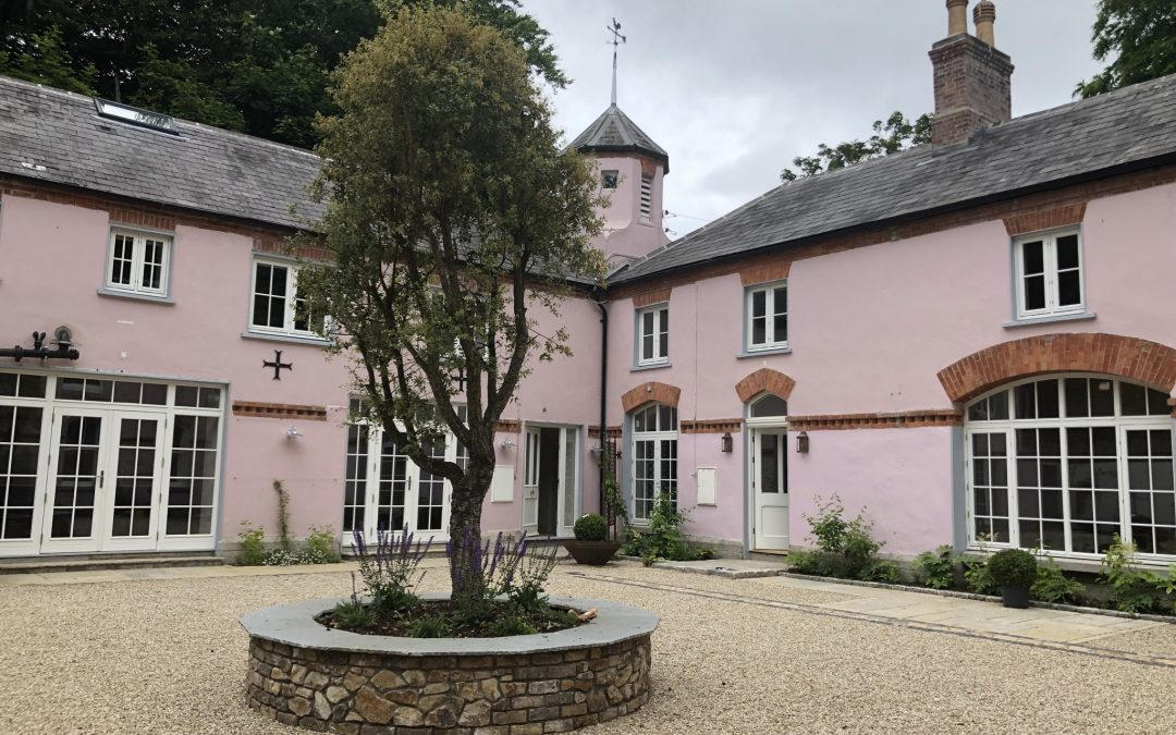 A New Lease of Life for The Old Coach House at Avoca Handweavers